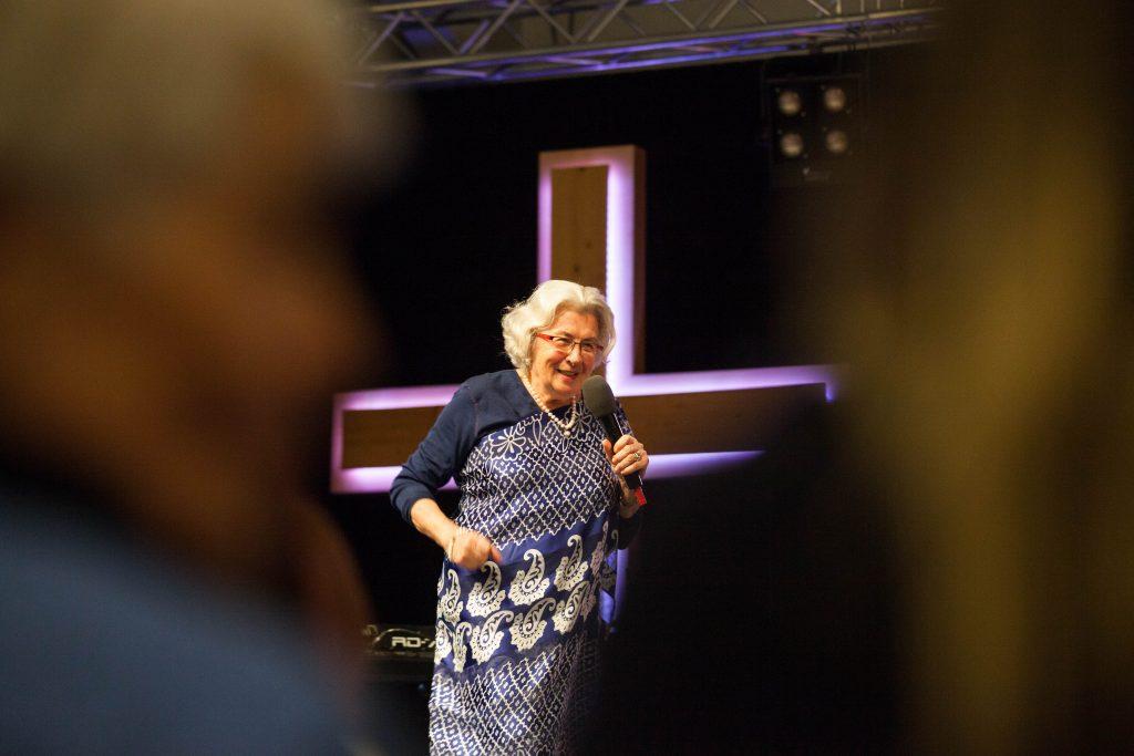 Frauenkonferenz 2017 mit Maria Prean - Glaubenszentrum